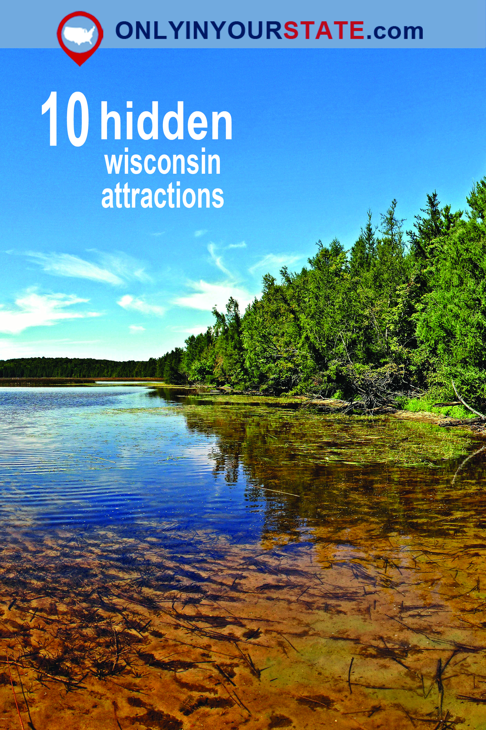 10 Hidden Places In Wisconsin Only Locals Know About Wisconsin Travel Wisconsin Attractions Usa Places To Visit