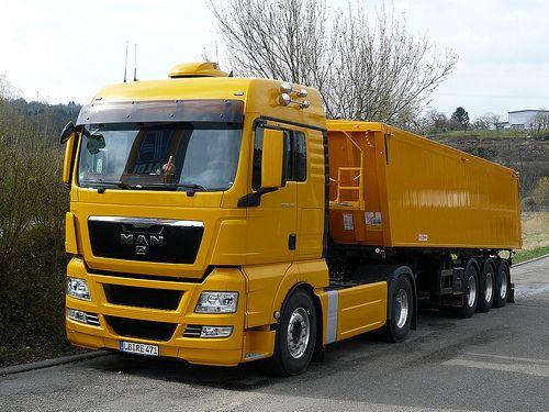 Man Tgx Photos News Reviews Specs Car Listings Trucks Semi Trailer Big Trucks
