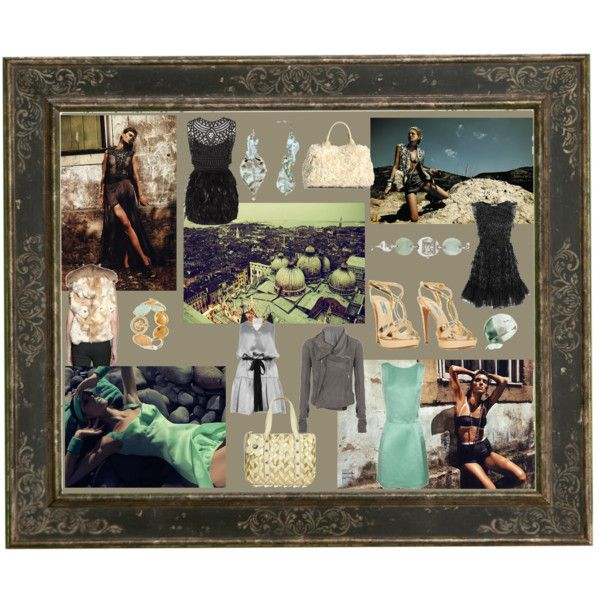 Italian Fashion, created by nlaspina on Polyvore