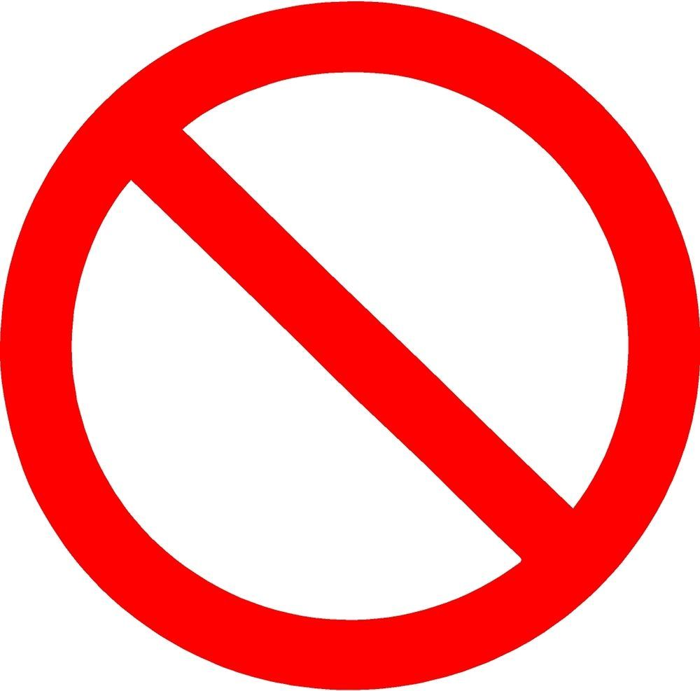 No Symbol Vinyl Decal Sticker Free Shipping Vinyl How To Remove Tattoo Removal Social Media