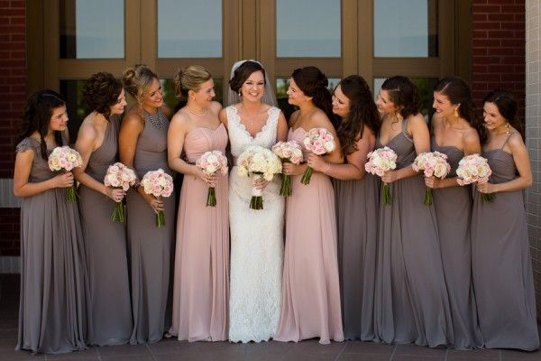 Bridesmaids Rocked It Annmarieswift My Hily Ever After Pinterest