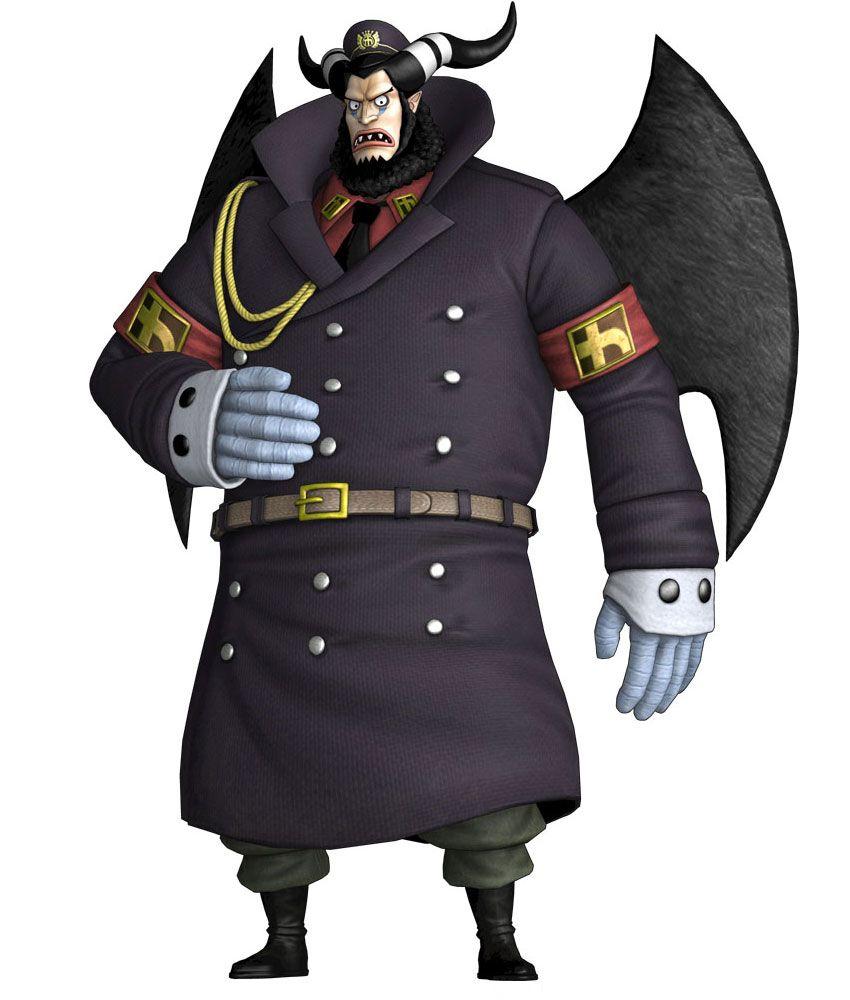 Marshall D Teach Pirate Warriors: One Piece: Pirate Warriors - Magellan