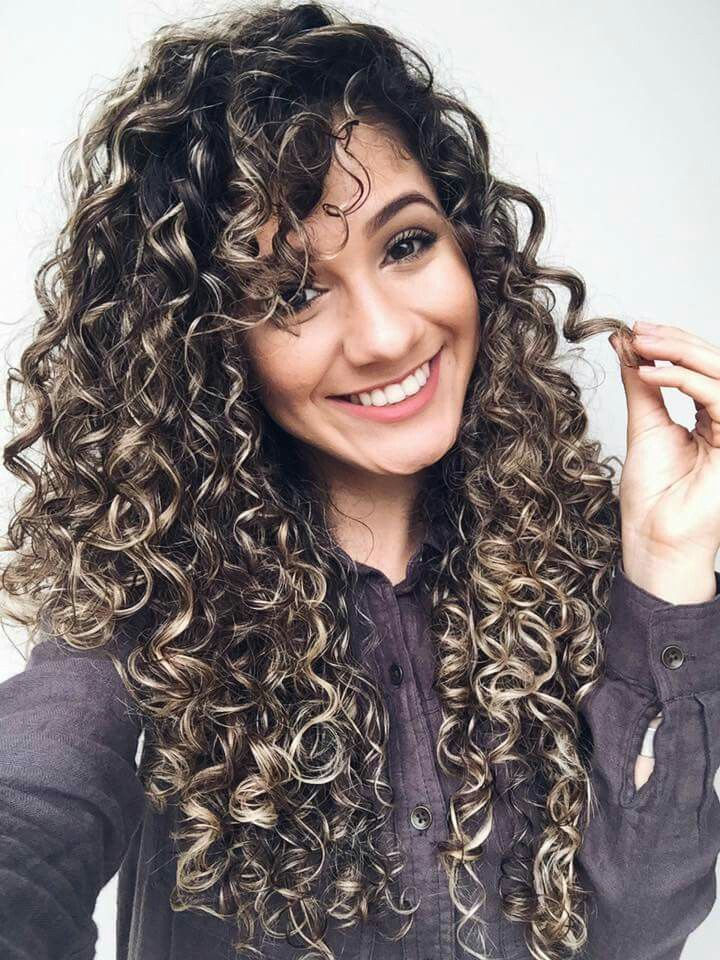 Curly Hair Hairstyles Farkile  Hairs3  Pinterest  Curly Hair Style And Naturally Curly