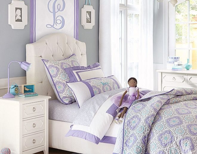 7 Inspiring Kid Room Color Options For Your Little Ones: I Love The Pottery Barn Kids Tory On Potterybarnkids.com