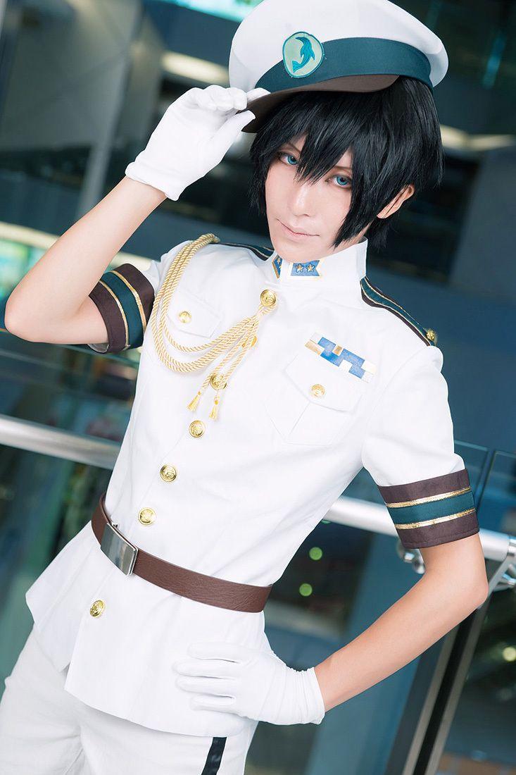 Free iwatobi swim club haruka nanase cosplay tama and
