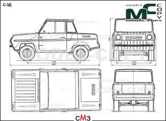 Smz s 3d blueprints ai cdr cdw dwg dxf eps gif jpg pdf smz s 3d blueprints ai cdr cdw dwg dxf malvernweather Images