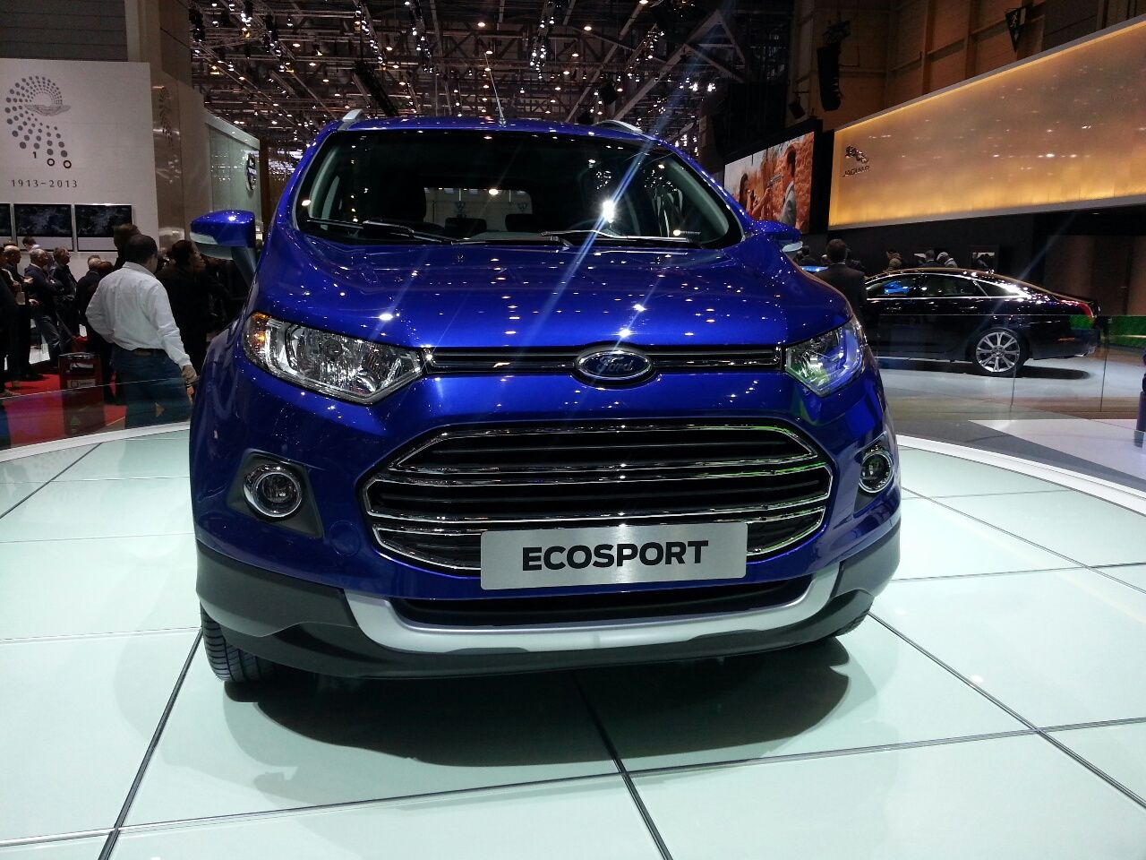 Xe ford ecosport titanium 1 5l
