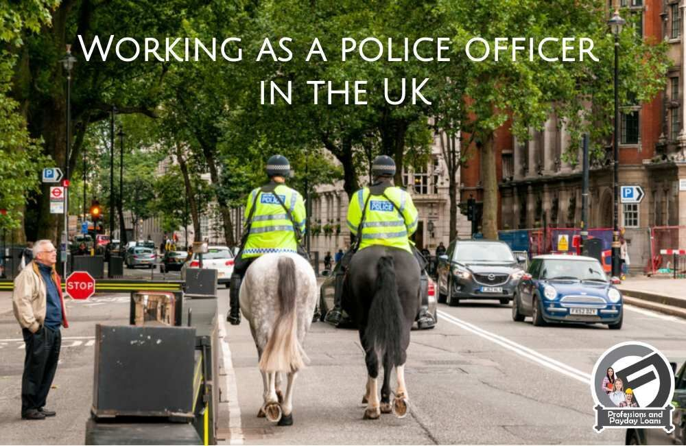 The Police Officer Salary Are Police Struggling To Get By Cashfloat Police Officer Salary Police Officer Police