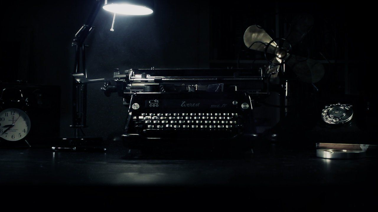 The Typist. Short film produced in conjunction with sound designer and musician Danny Rowe.   The idea for the film came about by a chance p...