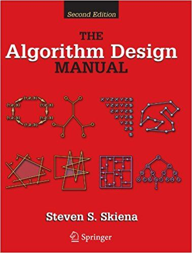 The Algorithm Design Manual Tecnologia Da Informacao
