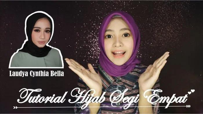 Model Hijab Laudya Chintya Bella Kursus Hijab Hijab Artis
