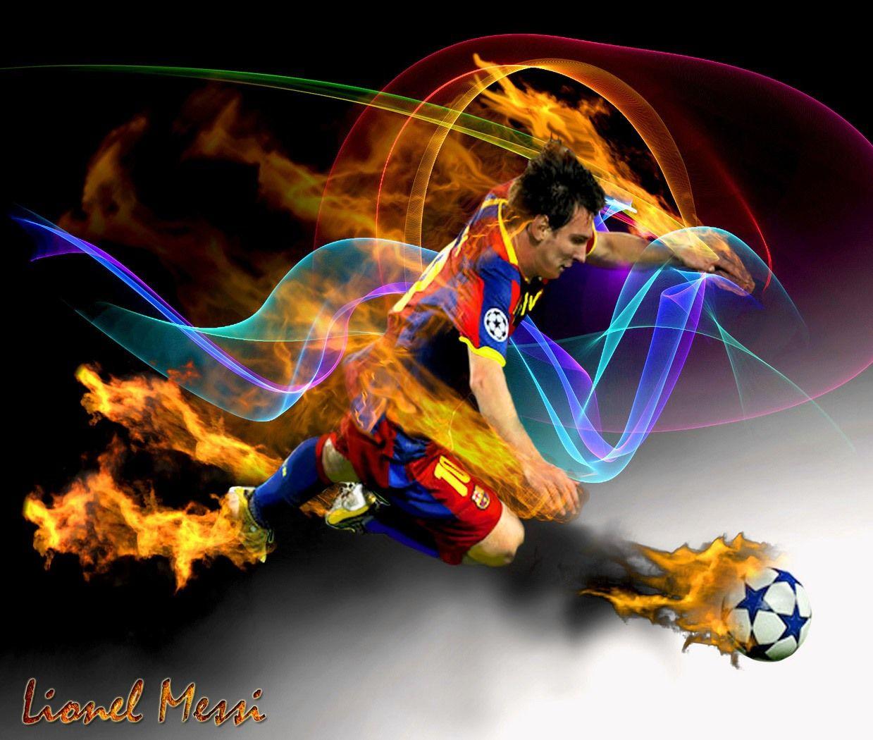 Lionel Messi Shoot Moment Football Wallpaper Full Hd Lionel Messi Lionel Messi Wallpapers Messi