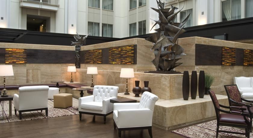 This Five Star Hotel In Portland Oregon Is Located Next To S Pioneer Square It Offers 2 On Site Restaurants And Free Wi Fi Every Guest Room