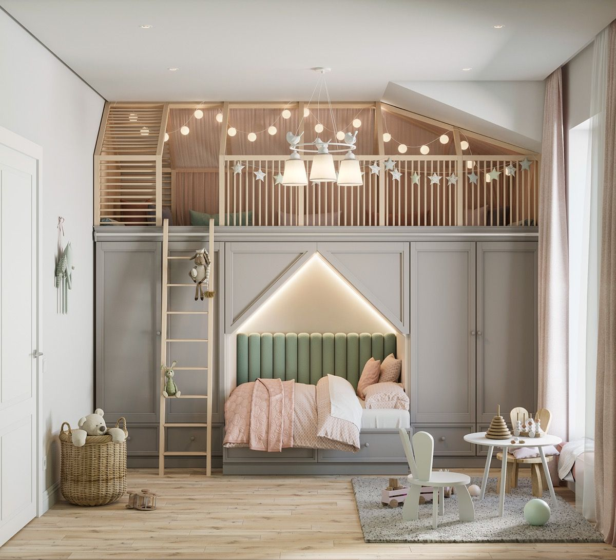 51 Modern Kid's Room Ideas With Tips & Accessories