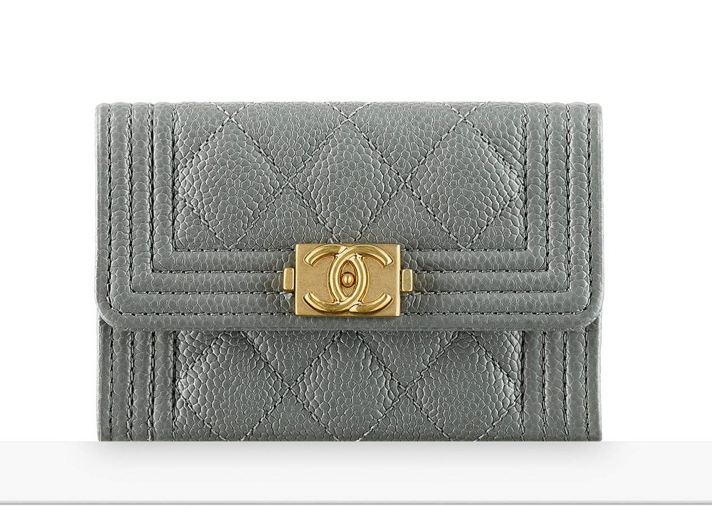 Check Out Chanel Cuba Cruise 2017 s Wallets 0ce4898d47722
