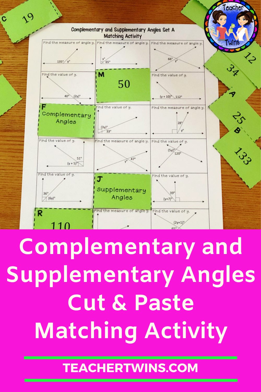 Complementary Angles Calculator