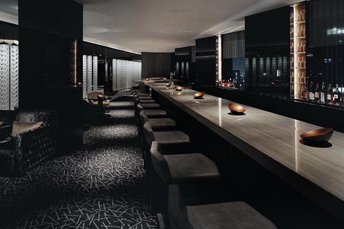 MIXX Bar & Lounge   WORKS - CURIOSITY - キュリオシティ ...