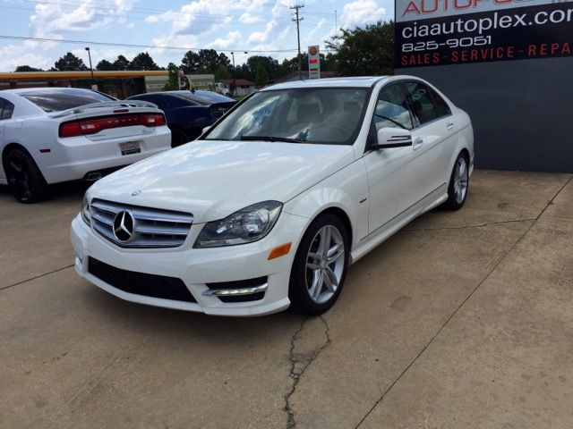 Used 2012 Mercedes Benz C Class C250 For Sale In Brandon Ms 39047