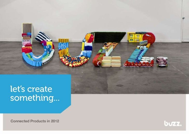Slideshow on Leading Connected Products in 2012