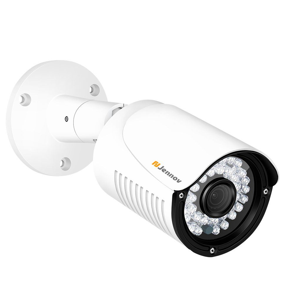 Jennov POE Ip Security Camera HD 4MP Outdoor Indoor Home ...