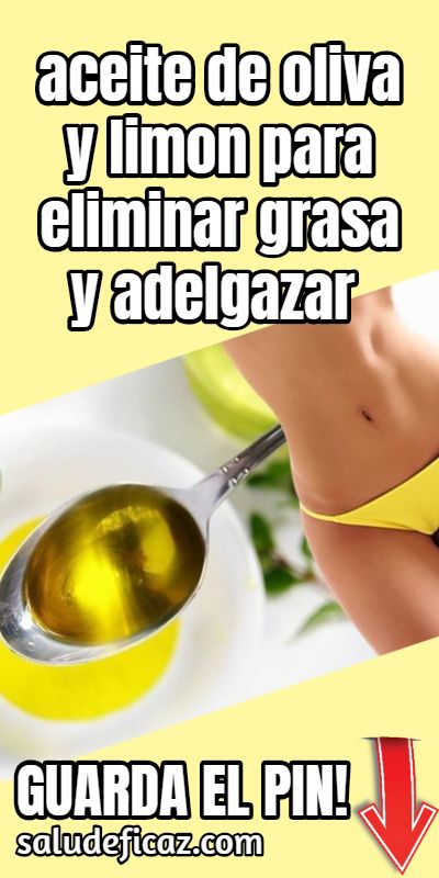 Beneficios del aceite de oliva en ayunas para adelgazar