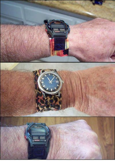 Make Your Own Fabric Watch Band(s) Watch bands, Apple