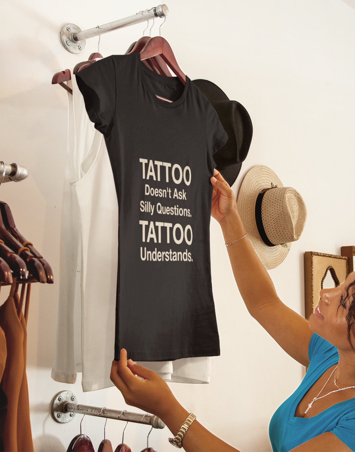 Nice tattoo shirt design for men and women for sale now