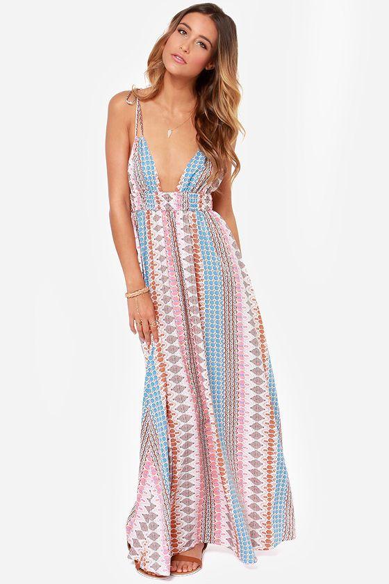 Multi Print Dresses