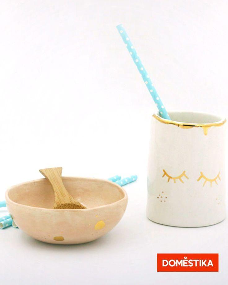 How do you make ceramics at home