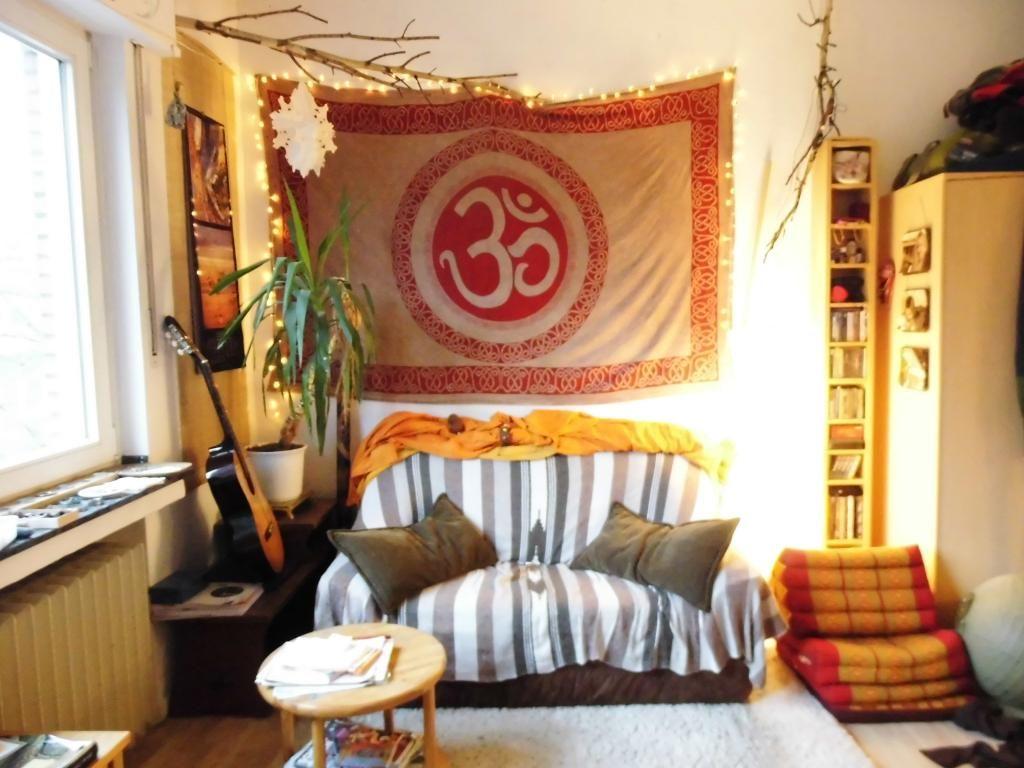 Einrichtungsideen fürs WG-Zimmer: eine Sofa-Kuschelecke! #WGZimmer ...