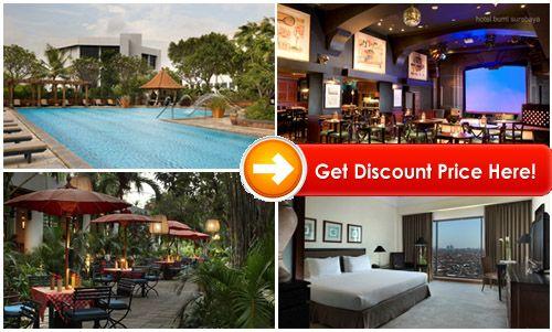 Diskon Hotel Bumi Surabaya