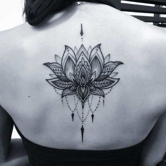 tattooideen buddhismus | Lotus Flower Tattoo Ideen, die Ihnen Excited | Tattoos & Ideen