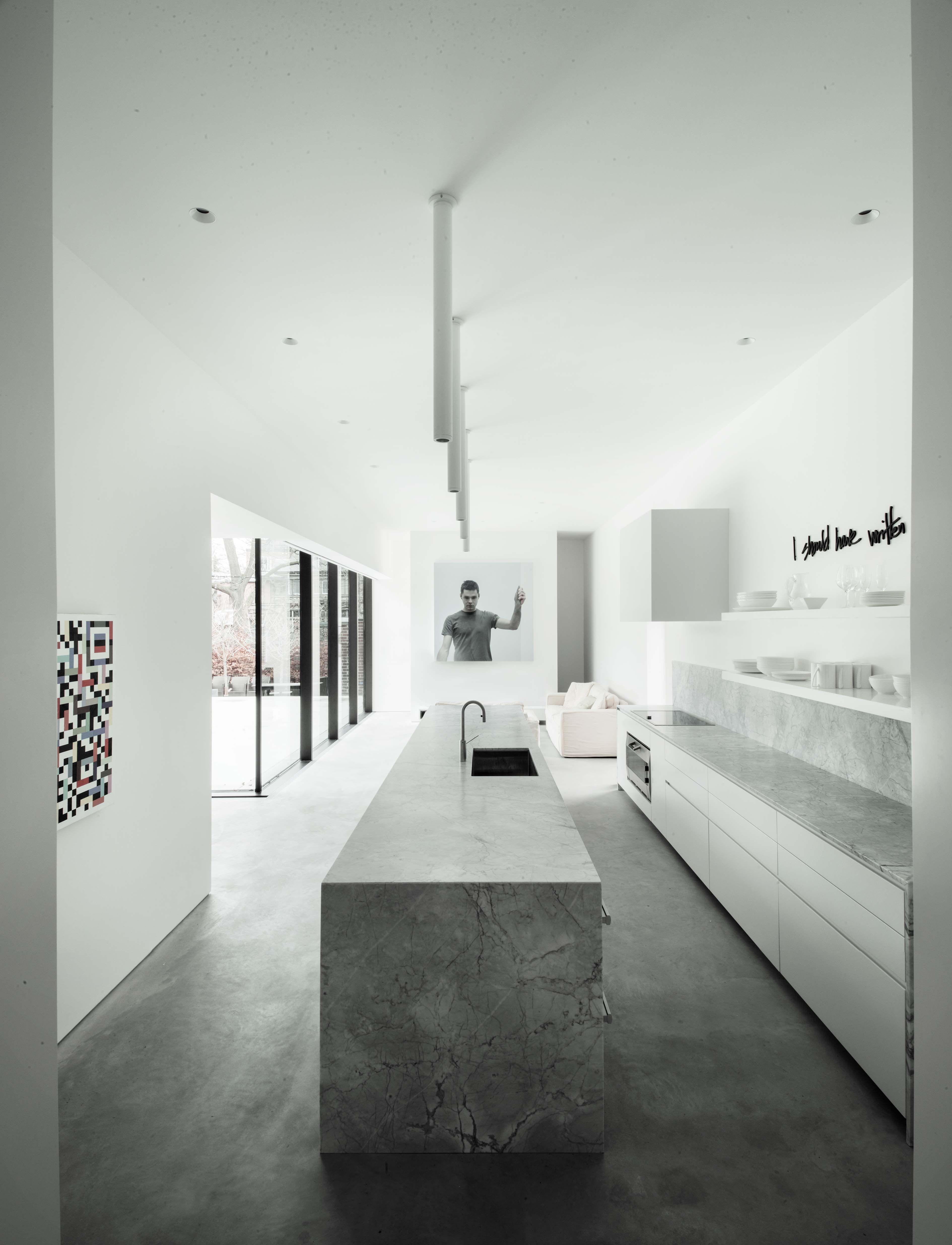 Street House / gh3 | HOUSES | Pinterest | Küche, Offene küche und ...