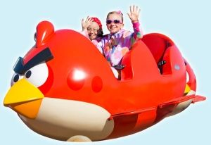 Angry Birds Land - Särkänniemi