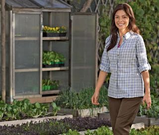 Gardening clothes for women Janes Shabby Chic Garden Wardrobe