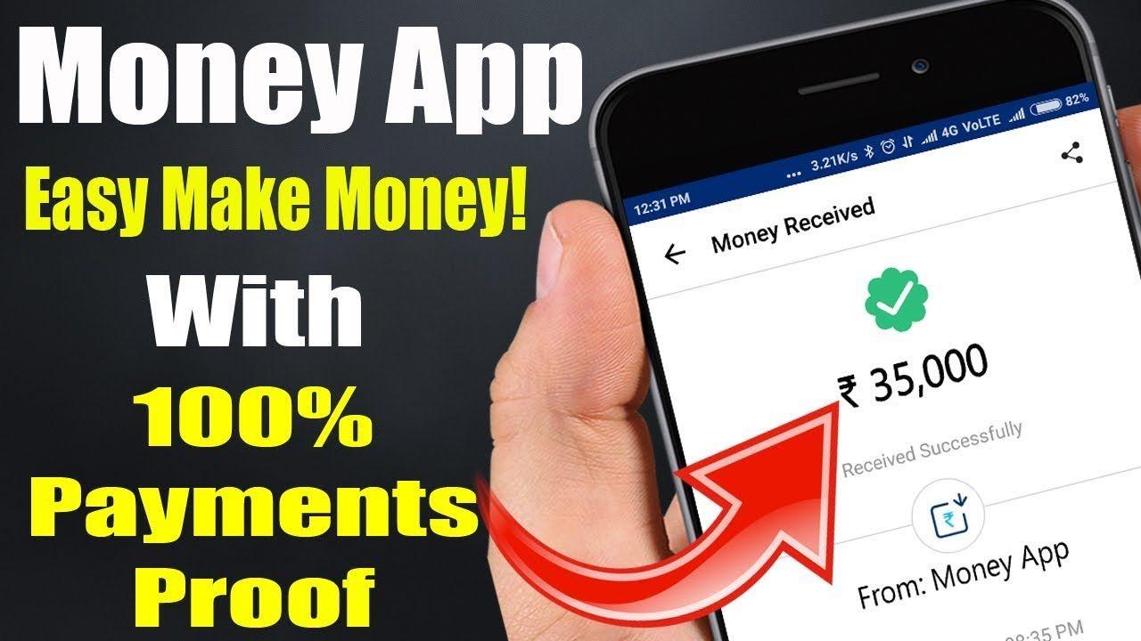 Earn Money From Mobile Earn Money Videos And Apps Real Or Fake Full Proof Earn Money Earn Money App Free Money