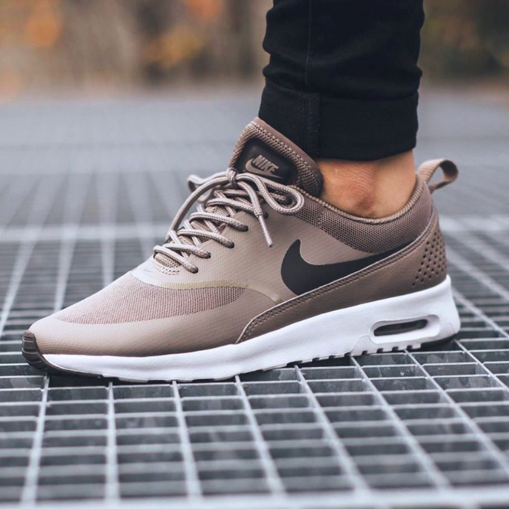 Nike Shoes | Nike Air Max Thea. | Color: CreamTan | Size: 6