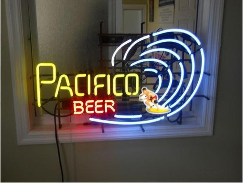 Cerveza Pacifico Neon Sign for Sale Hanto Neon Sign Beer