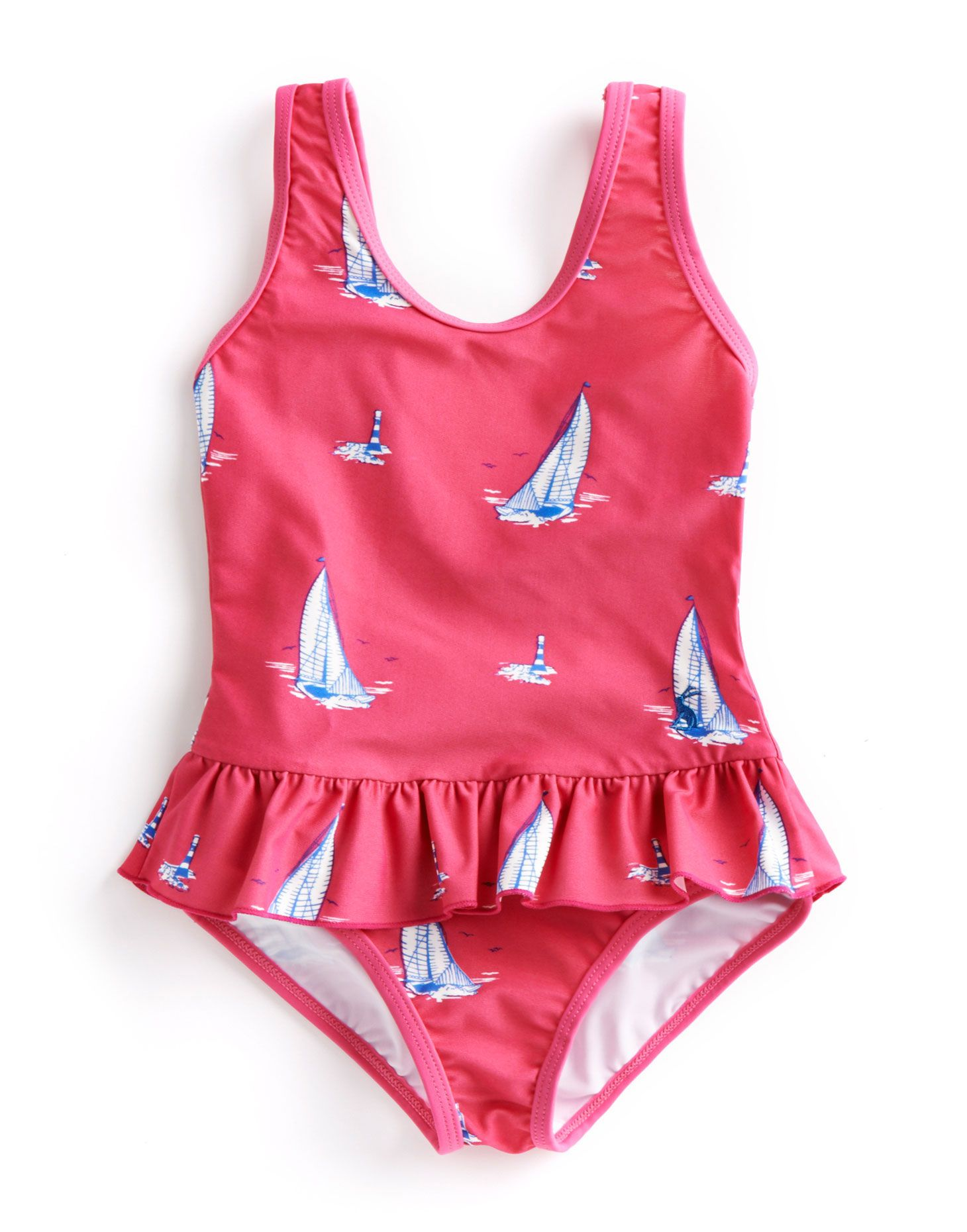 JNR SANDY Girls Swimming Costume-JOULES SS13 | Baby's Bungalow ...