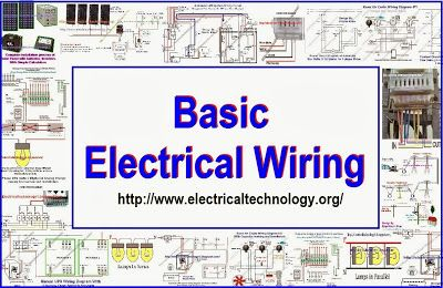 Electrical Wiring Installation Diagrams Tutorials Home Wiring Electrical Wiring House Wiring Basic Electrical Wiring