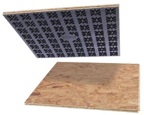 Dricore 2 Ft X 2 Ft Engineered Subfloor Panel System The Home Depot Canada Basement Flooring Basement Renovations Basement
