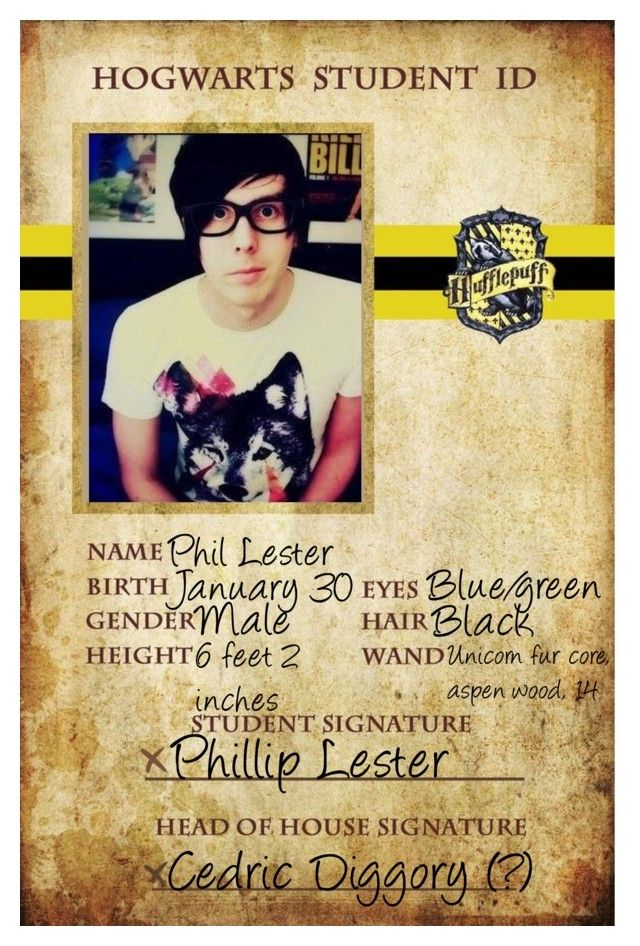 """""""Phil Lester Hufflepuff"""" by fangirlwithproblems on Polyvore featuring men's fashion and menswear"""