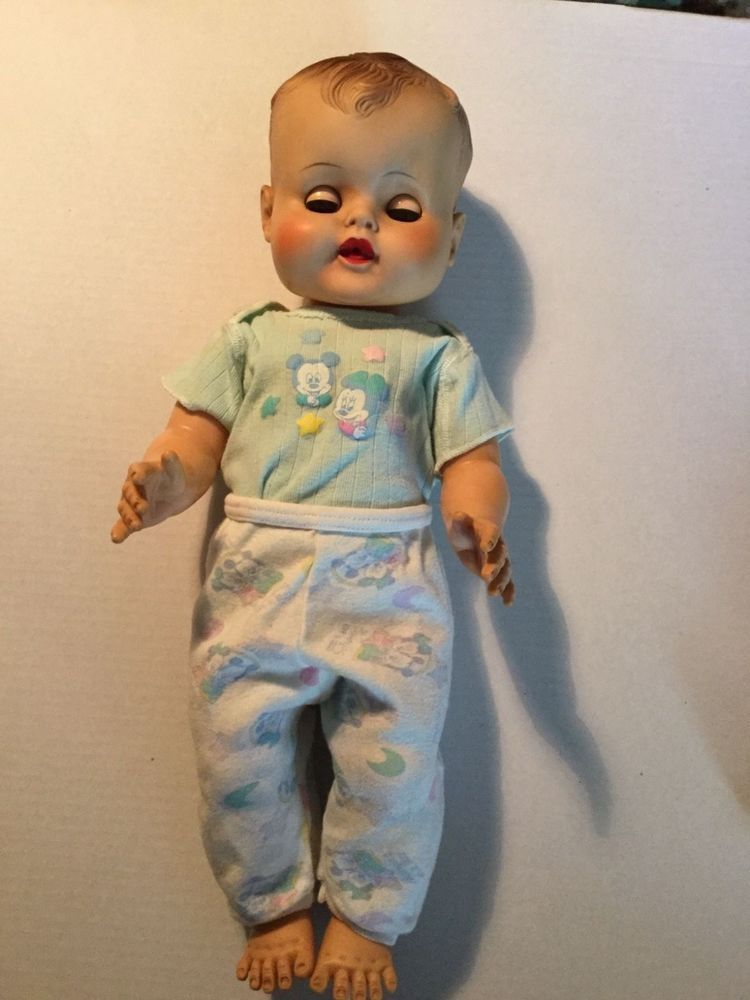 31921d51ba55 Details about Eugene Doll Co. Vintage 1950 s 1960 s RARE drink and ...