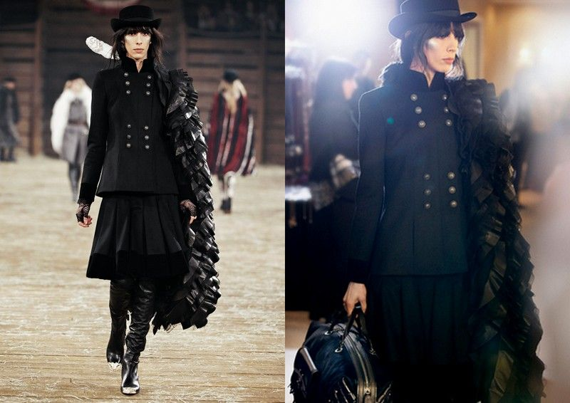 Chanel Metiers d'Arts París Dallas | Pre-Fall 2014