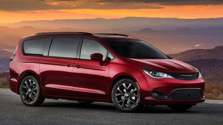 2019 Is The 35th Anniversary Of The Dodge Grand Caravan And