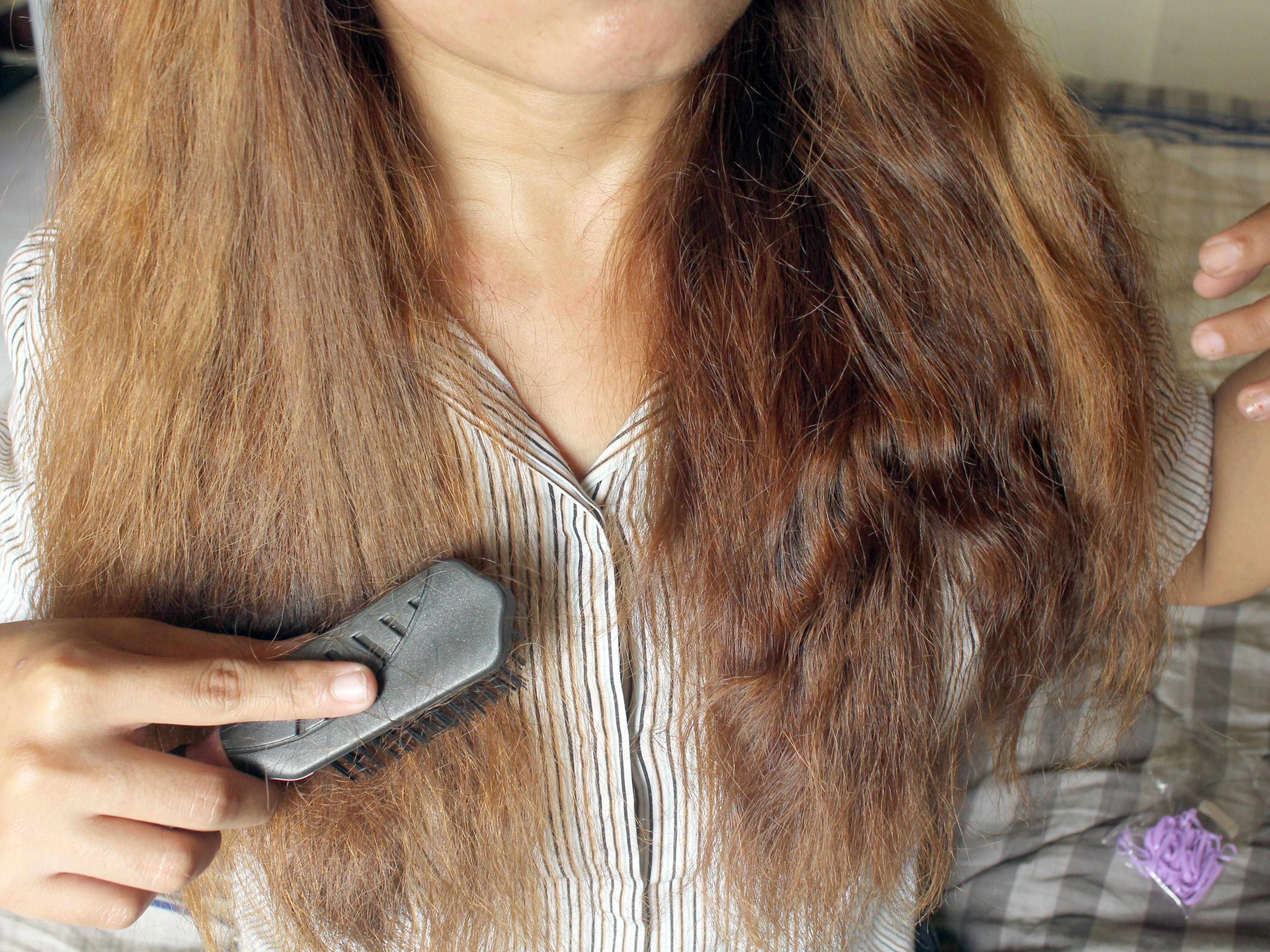 Untangle Severely Matted Hair Hair Pinterest Hair
