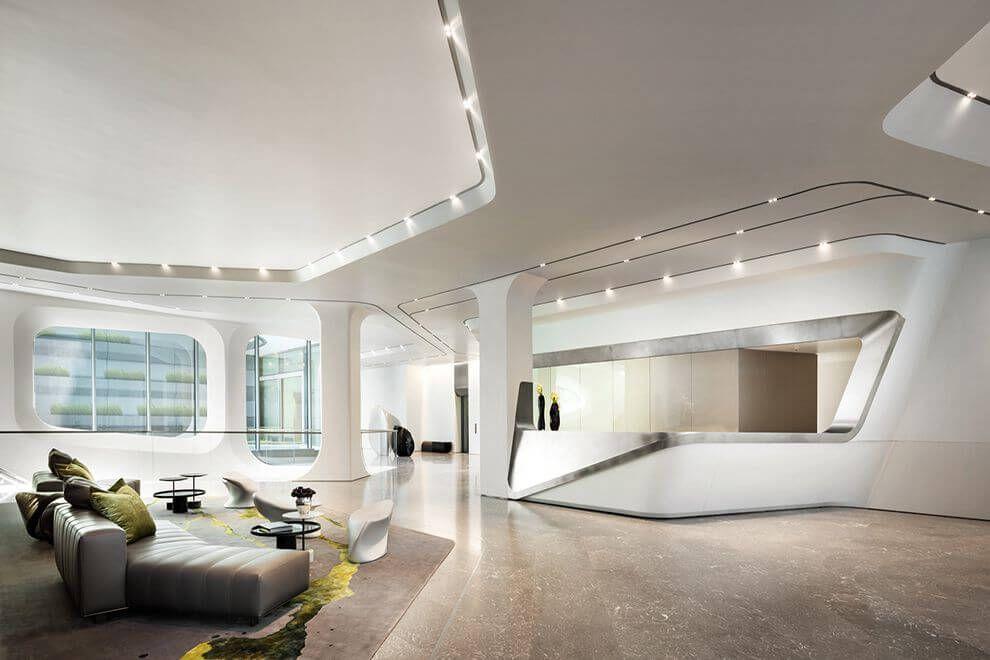 The List Of The Zaha Hadid Interior Design Zaha Hadid Interior