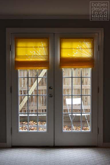French Door Blinds On Pinterest Patio Door Blinds