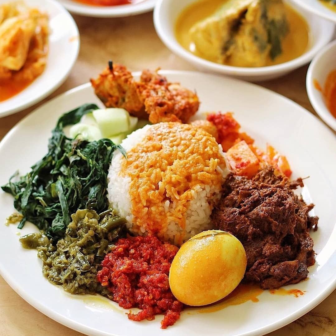 Image result for nasi padang