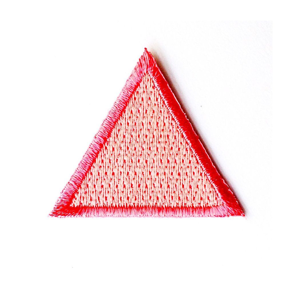 Pink Triangle\' Patch | Pride | Pinterest | Pink triangle, Patches ...